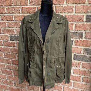 Beautiful Relativity Utility Jacket / Coat Size L